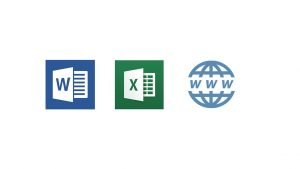 WORD / EXCEL / INTERNET